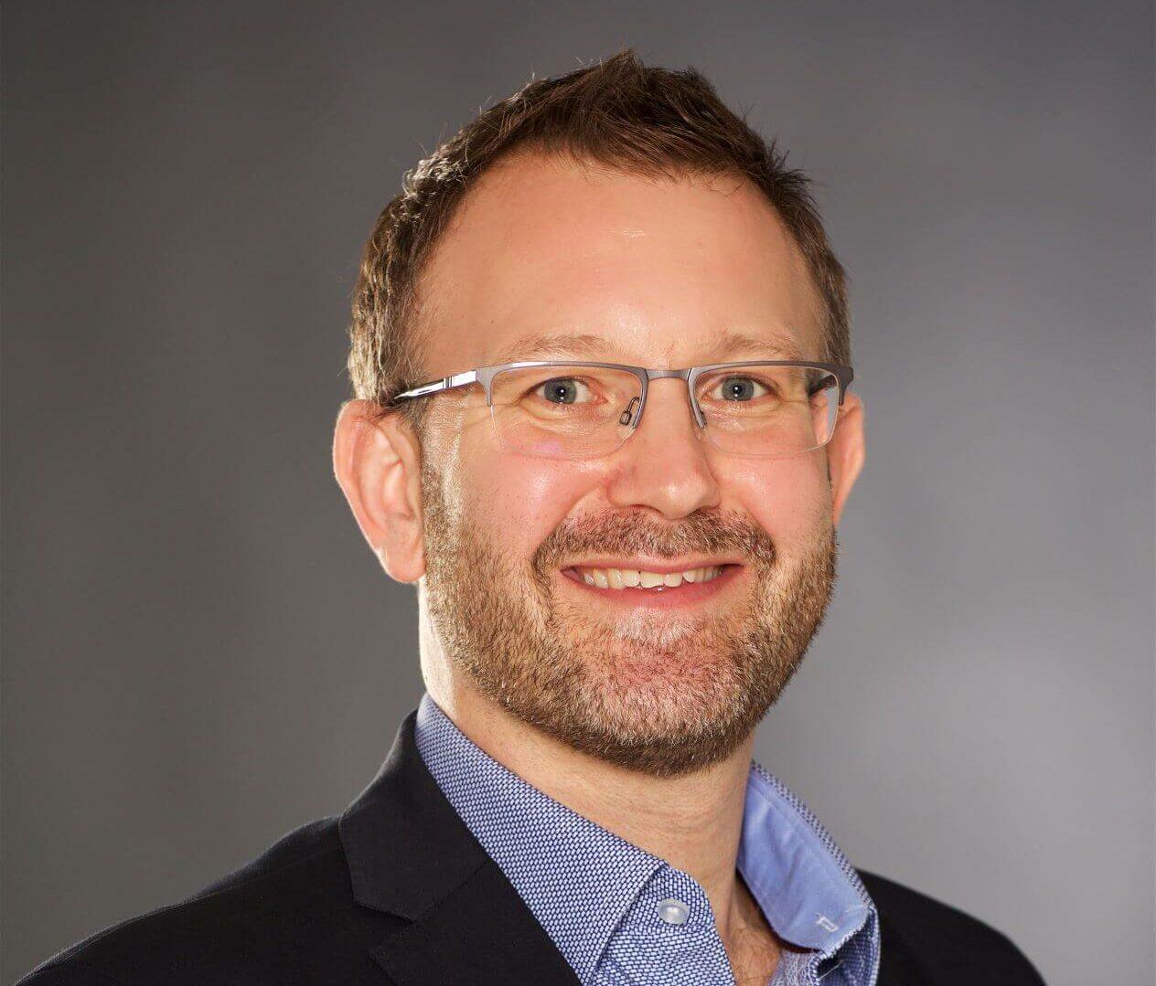 Harrogate College Principal Danny Wild